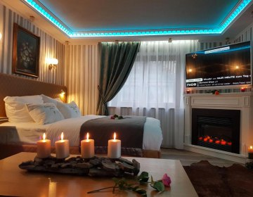Golden GaPa Central River Luxury Apartment 15